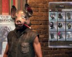 watch dogs legion pig mask