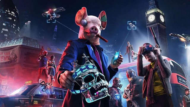 watch dogs legion release date & time