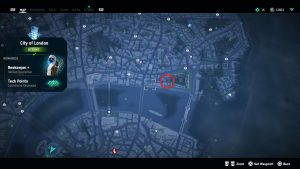 watch dogs legion spy location city of london