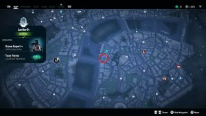 watch dogs legion spy location lambeth county hall