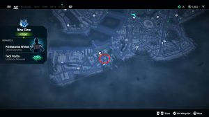 watch dogs legion spy location nine elms