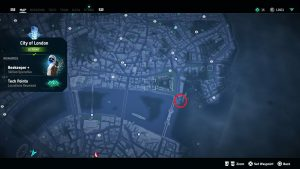 watch dogs legion spy tower hamlets