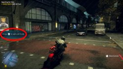 where to change watch dogs legion in game time