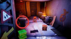 where to find crash bandicoot 4 green gem location