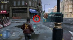 where to find watch dogs legion living statue recruit