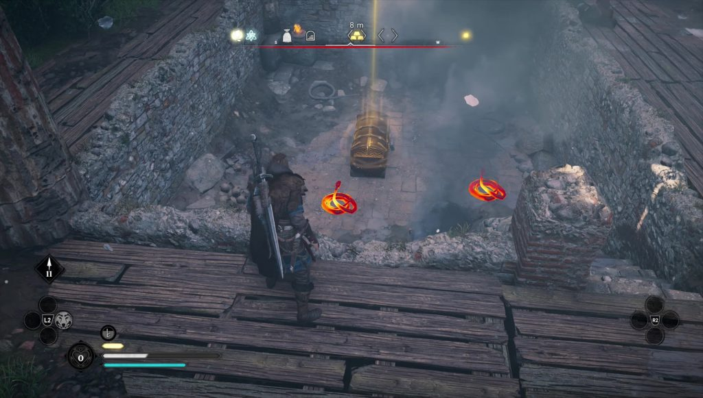 ac valhalla crepelgate fort wealth locations key for chest