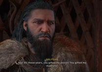 ac valhalla halfdan faravid blood bonds quest
