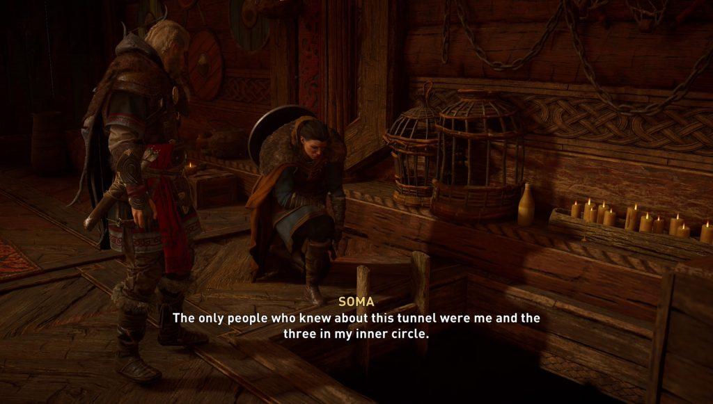 ac valhalla soma's traitor birna lif galinn