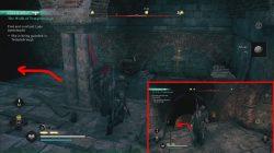 ac valhalla templebrough fort red door how to unlock