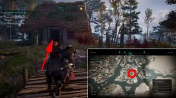 assassins creed valhalla middeltun locked door location
