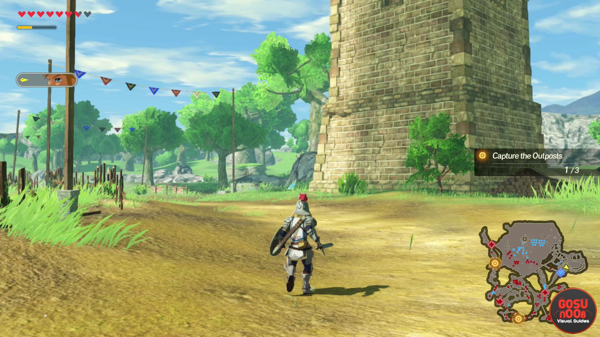 Blupee Location In Hyrule Warriors Age Of Calamity