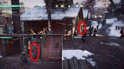 dockmaster location ac valhalla search for ljufvina jorvik quest
