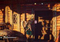 enter locked house ac valhalla find a way around barred door