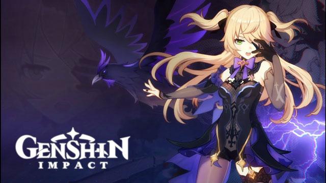 genshin impact fischl event how to get fischl