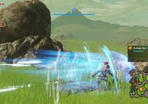 how to shield surf in hyrule warriors age of calamity