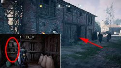 how to solve ac valhalla lunden world event stuck in warehouse