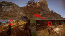 how to solve ledecestrescire hoard treasure map ac valhalla