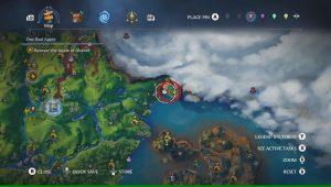 immortals fenyx rising legendary animals locations