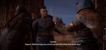 pay tonna or not bartering quest choice in ac valhalla