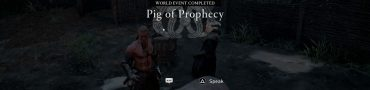 pig of prophecy bug cent mysteries ac valhalla