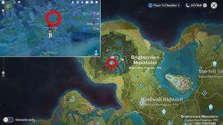 stormterror lair genshin impact hilichurls wei location