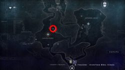 where to find destiny 2 europa perdition