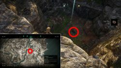 where to find hunter in the woods to the west location vinland world quest ac valhalla