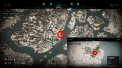 where to find leofgifu warden of war order of ancients ac valhalla