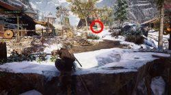 where to find mild hunt quest ac valhalla