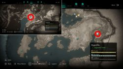 where to find rygjafylke hoard treasure map ac valhalla