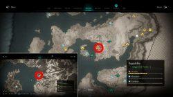 where to find rygjafylke wealth underwater treasure ac valhalla