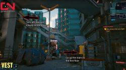 Duolayer Polyamide Rocker Vest location