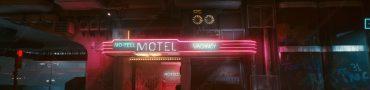No Tell Motel Cyberpunk Location