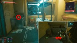 brick door code location cyberpunk 2077 pickup detonator