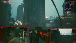cyberpunk 2077 breathtaking achievement johnny's pants