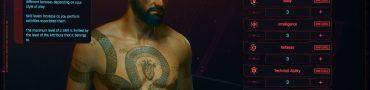 cyberpunk 2077 builds best starting skills