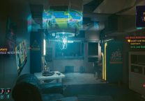 cyberpunk 2077 greed never pays reach the hidden room find button