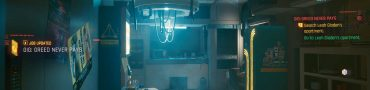 cyberpunk 2077 greed never pays reach the hidden room find button