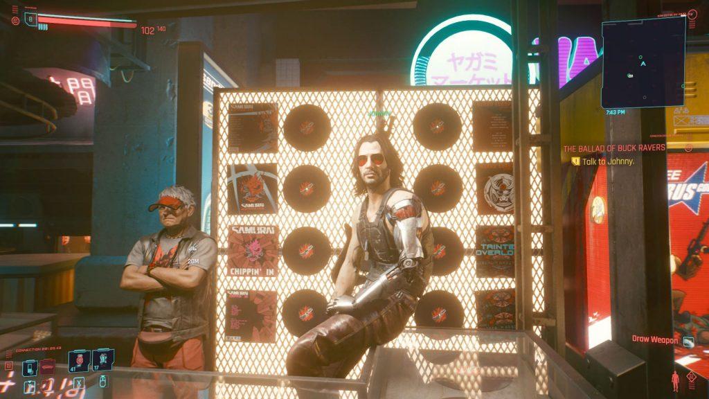 cyberpunk 2077 johnny silverhand review