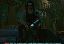 cyberpunk 2077 killing in the name call nancy router bug
