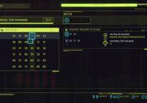 cyberpunk 2077 militech datashard correct hack sequence