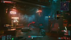 cyberpunk 2077 pickup where to find flathead bot
