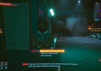 cyberpunk 2077 sweet dreams pay stefan or not where is your gear