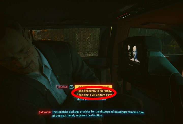 cyberpunk 2077 where to take jackie welles remains the heist quest