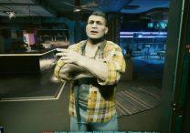 cyberpunk scrolls before swine
