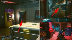 full disclosure find sandras databank location cyberpunk 2077