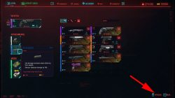 how to remove weapon attachments & mods cyberpunk 2077
