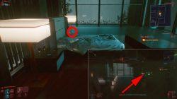 iconic weapon locations cyberpunk 2077