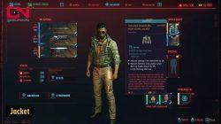 legendary nomad jacket jackson plain location cyberpunk 2077
