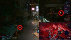 skippy cyberpunk 2077 pistol location how to get